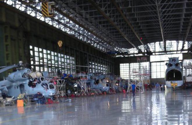 """Чистая прибыль холдинга """"Вертолеты России"""" возросла более чем в два раза"""