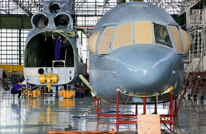 Russian industry built 303 new helicopters in 2013
