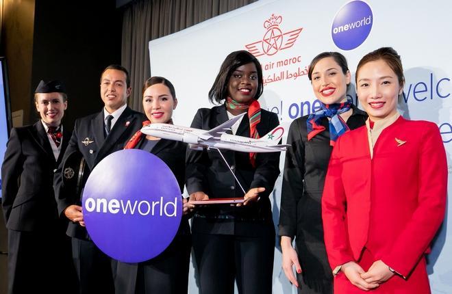 Royal Air Maroc вступит в Оneworld