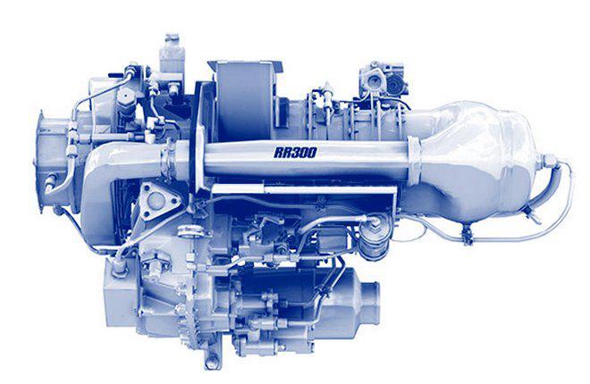 Uralhelicom приступит к обслуживанию двигателей Rolls-Royce для R66