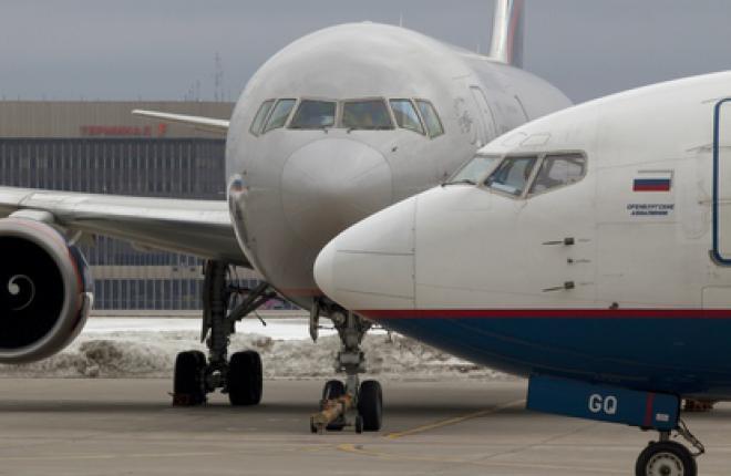 Пассажирооборот российских аивакомпаний в январе-августе 2012 г. увеличился