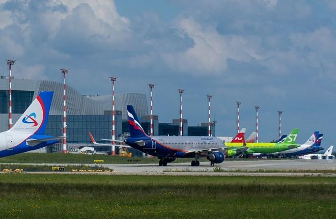 в сентябре 2021 российские авиаперевозчики обслужили 12,3 млн пассажиров