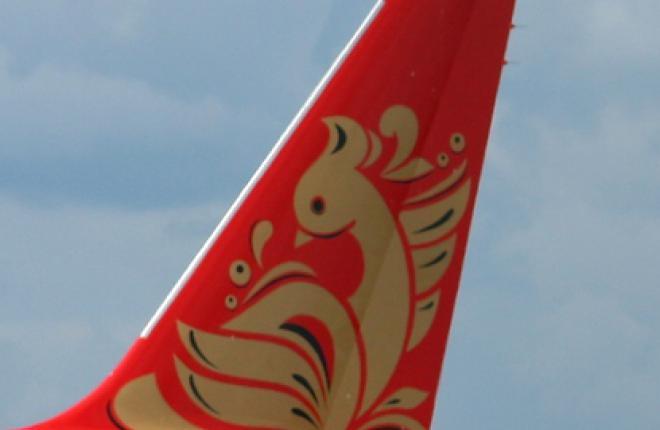 Пассажиропоток российских авиакомпаний в первом полугодии 2012 г. возрос на 17%