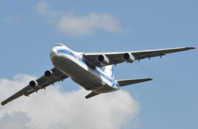 """Самолет Ан-124-100 """"Руслан"""" отправлен на летно-испытательную станцию"""