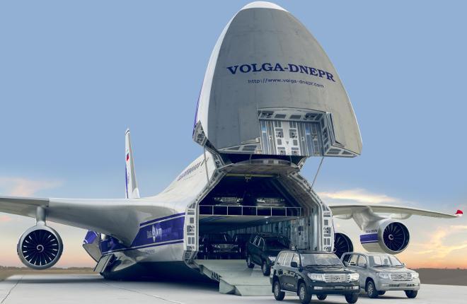 Проект транспортного самолета сверхбольшой грузоподъемности