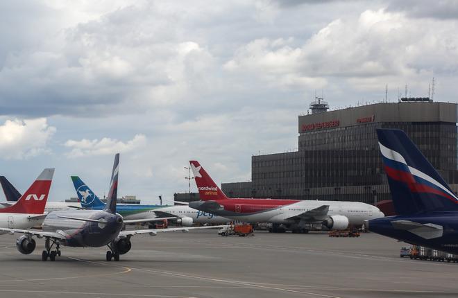 Иностранные самолеты российских авиакомпаний