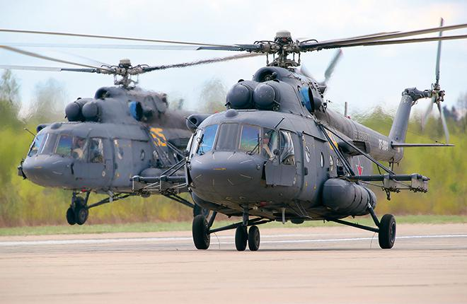 Russian Helicopters delivered 212 aircraft in 2015
