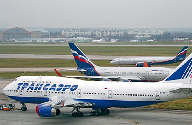 Russian passenger air traffic continues to grow despite the persisting nationwid