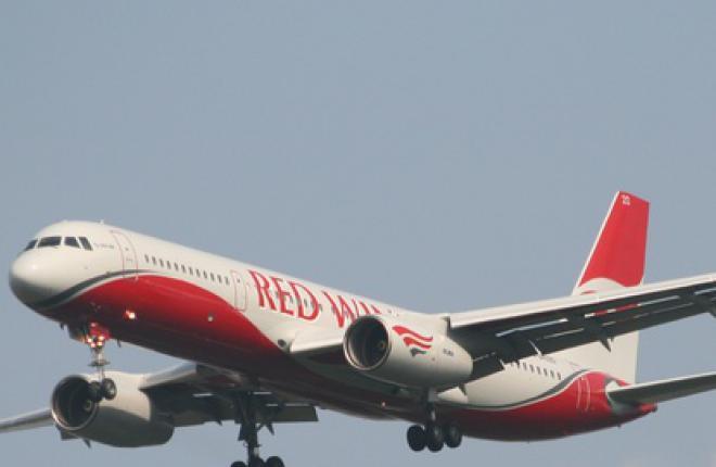 Перевозка пассажиров авиакомпании Red Wings обойдется в 100 млн рублей