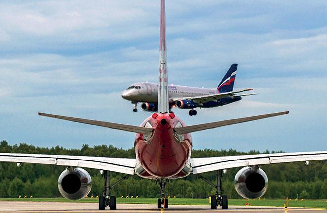 Red Wings отдохнет от эксплуатации местной авиатехники