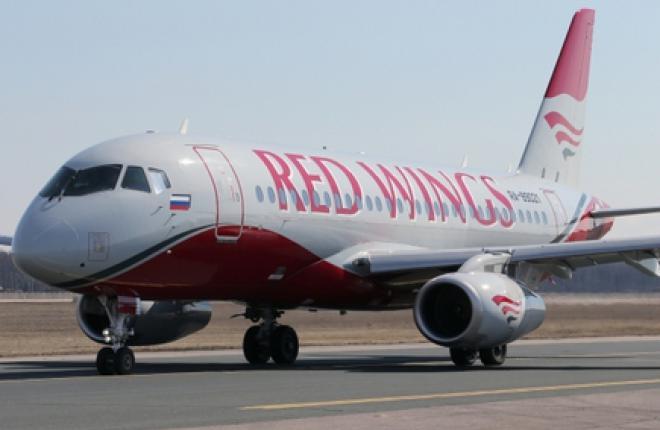 Red Wings сдаст SSJ 100 в мокрый лизинг азиатским авиакомпаниям