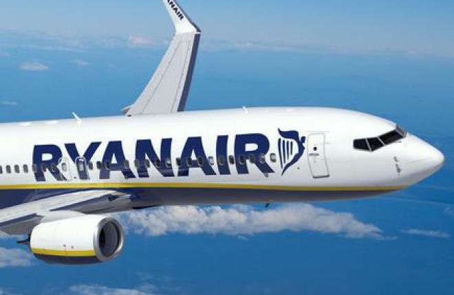 Авиакомпания Ryanair намеревается приобрести 300 новых самолетов
