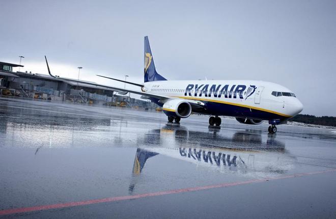 Чистая прибыль Ryanair выросла на 6%