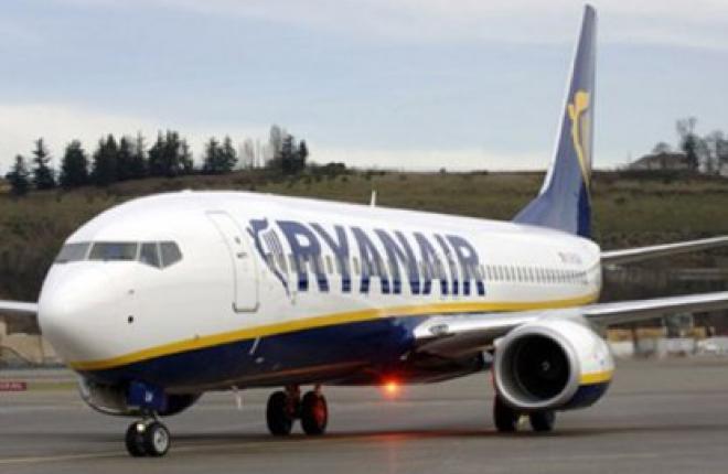Авиакомпания Ryanair расширяется за пределами Европы