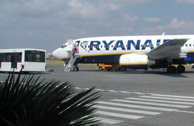 Авиакомпания Ryanair обогнала Iberia на испанских рейсах
