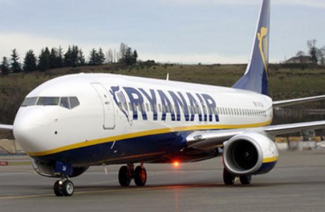 Прибыль Ryanair в III кв. 2011/2012 финансового года составила 14,9 млн евро
