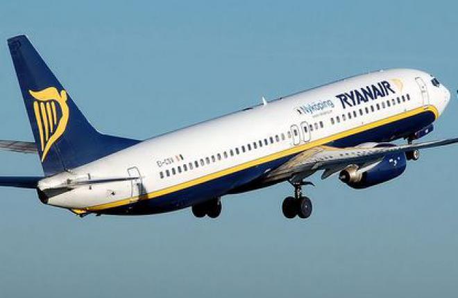 Авиакомпания Ryanair летит в Таллин