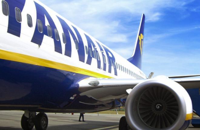 Российские хабы авиакомпании Ryanair