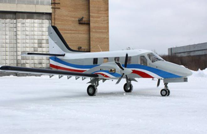 Самолет «Рысачок» российской фирмы «Техноавиа» получит двигатели GE Aviation H80