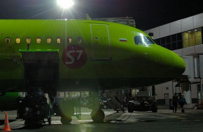 """Авиакомпания S7 Airlines (""""Сибирь"""") возобновляет полеты в Южную Корею"""