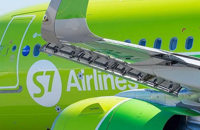 Авиакомпании группы S7 увеличили перевозки пассажиров на 8,3%