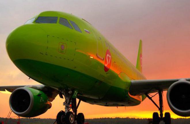 Российская авиакомпания S7 Airlines открывает собственный рейс Москва—Минск