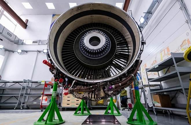 двигательный цех S7 Technics