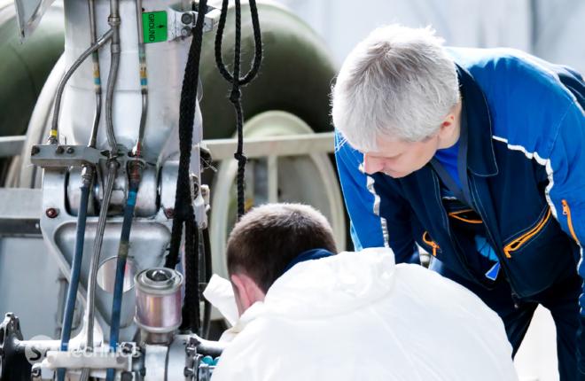 Специалисты S7 Technics фиксируют спрос на техобслуживание колес и прочих компонентов авиатехники