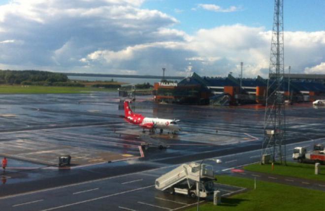 Estonian Air вернулась к эксплуатации самолета Saab 340