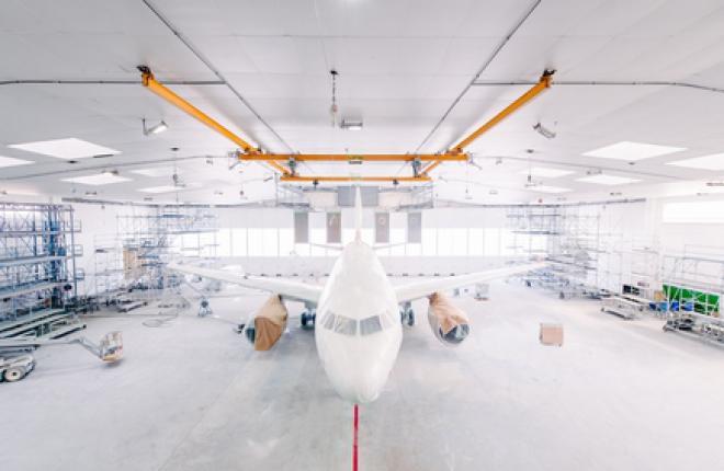Sabena Technics будет красить по 80 самолетов A320 в год
