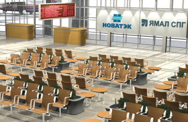 Аэропорт Сабетта принял первый международный рейс