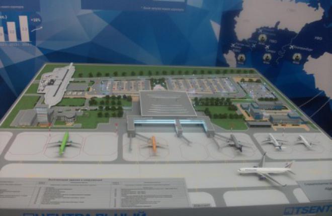 Возведение аэровокзала нового саратовского аэропорта начнется летом