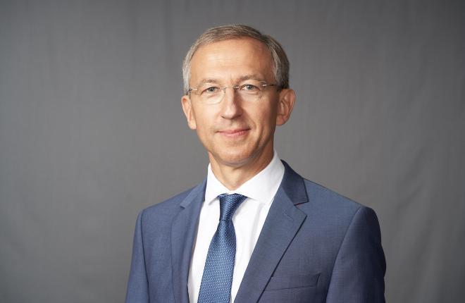 Глава представительства Safran в России Валерий Кроль