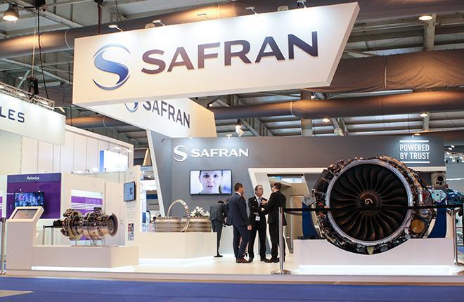 По данным группы Safran, она занимает третье место в мире в области авиастроения :: Safran