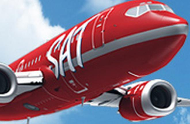 """Авиакомпания """"Сахалинские авиатрассы"""" возобновляет рейс Южно-Сахалинск—Благовеще"""