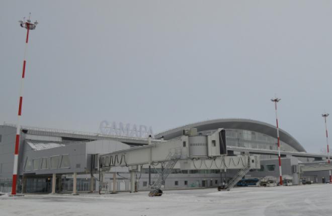 В аэропорту Курумоч официально открыли новый терминал