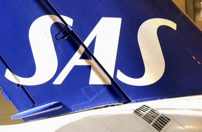 Авиакомпания SAS сокращает издержки
