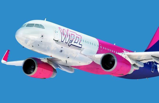Венгерский лоукостер Wizz Air открыл базу в Кутаиси