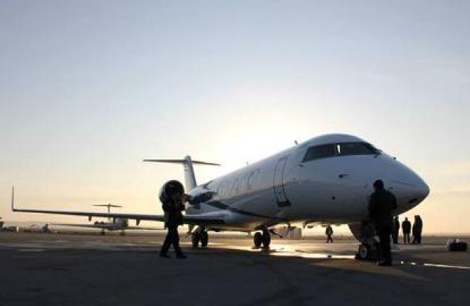 Авиакомпания SCAT пополнила парк самолетом Bombardier CRJ-200