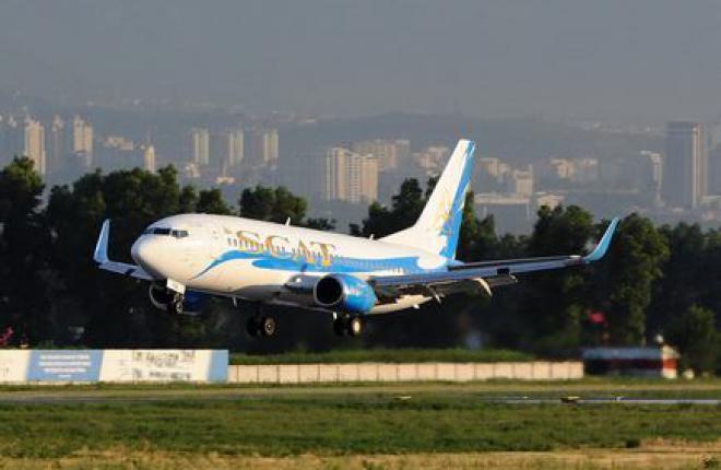 AviaAM Leasing передала авиакомпании SCAT Airlines самолет Boeing 737-700