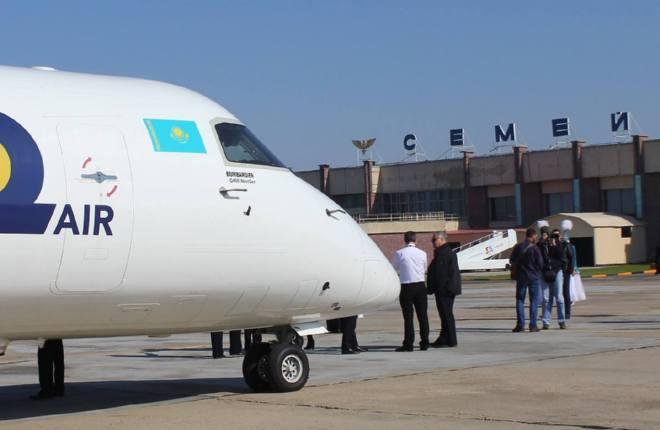 В Казахстане модернизировали аэропорт Семипалатинска