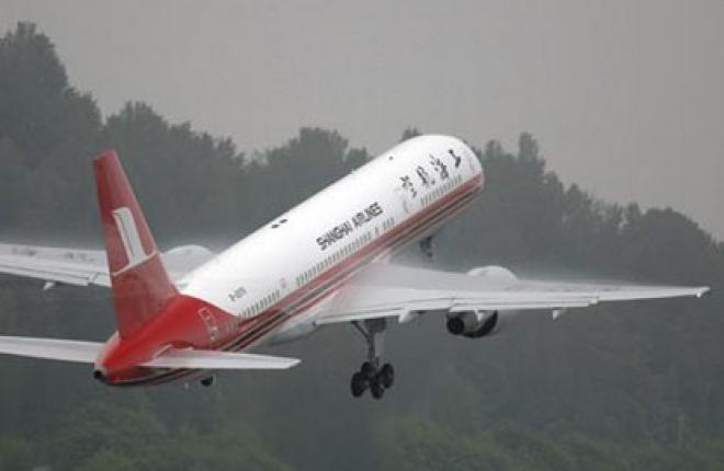Shanghai Airlines присоединилась к SkyTeam вместе с материнской China Eastern