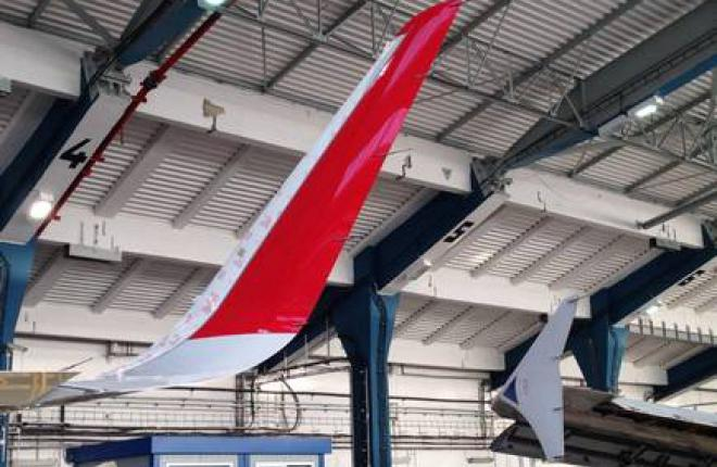 """""""Аэрофлот"""" начал оснащение своих A320 шарклетами"""
