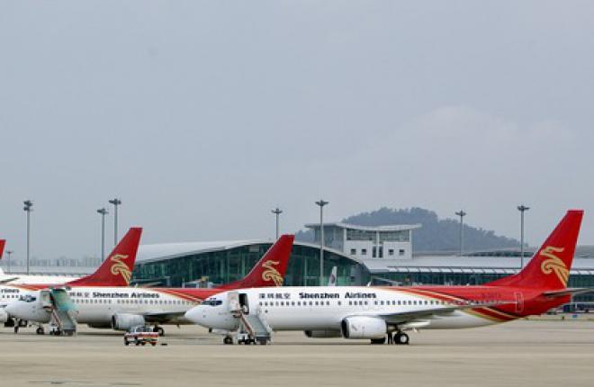 Китайская авиакомпания Shenzhen Airlines присоединится к альянсу Star Alliance