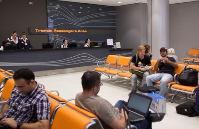 Шереметьево открыл новый зал обслуживания транзитных пассажиров