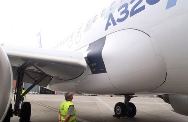 Самолет A320NEO получит доступ к коротким ВПП