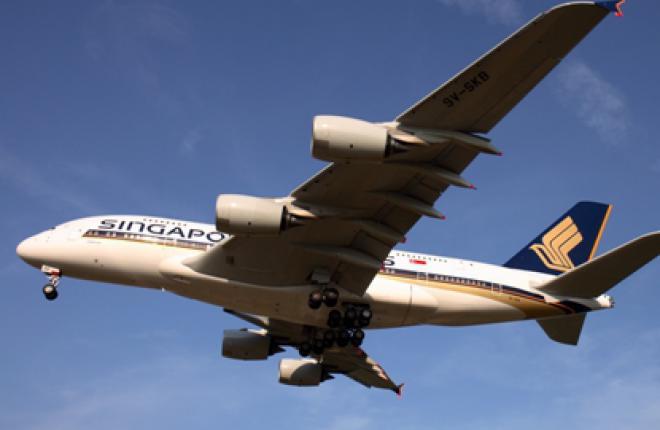 Авиакомпания Singapore Airlines готовится к зимнему расписанию