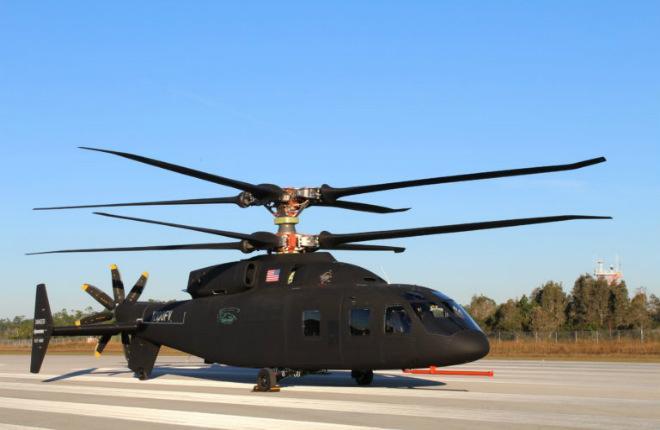Вертолет Sikorsky — Boeing: SB-1 Defiant