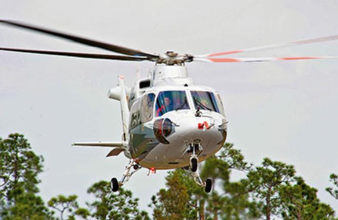 Sikorsky S-76D: корпоративный фаворит вновь модернизирован
