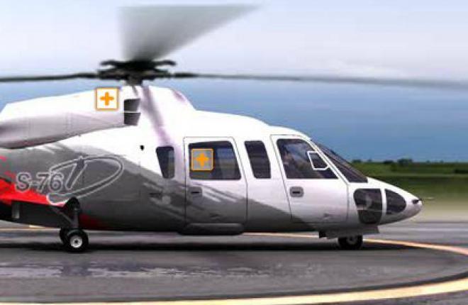 Сертификация вертолета Sikorsky S-76D перенесена на октябрь 2012 года